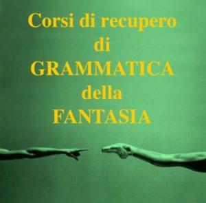 logo dei Corsi di recupero di Grammatica della Fantasia
