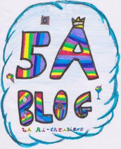 Logo creato dagli studenti del De Cupis