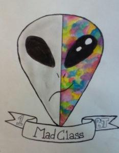 Logo creato dagli studenti del Pertini