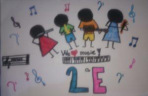Logo creato dagli studenti del PLESSO PRINCIPE DI PIEMONTE