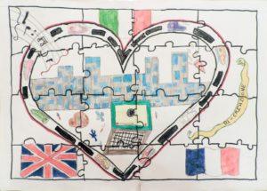 Logo creato dagli studenti IC V.S. BIAGIO PLATANI